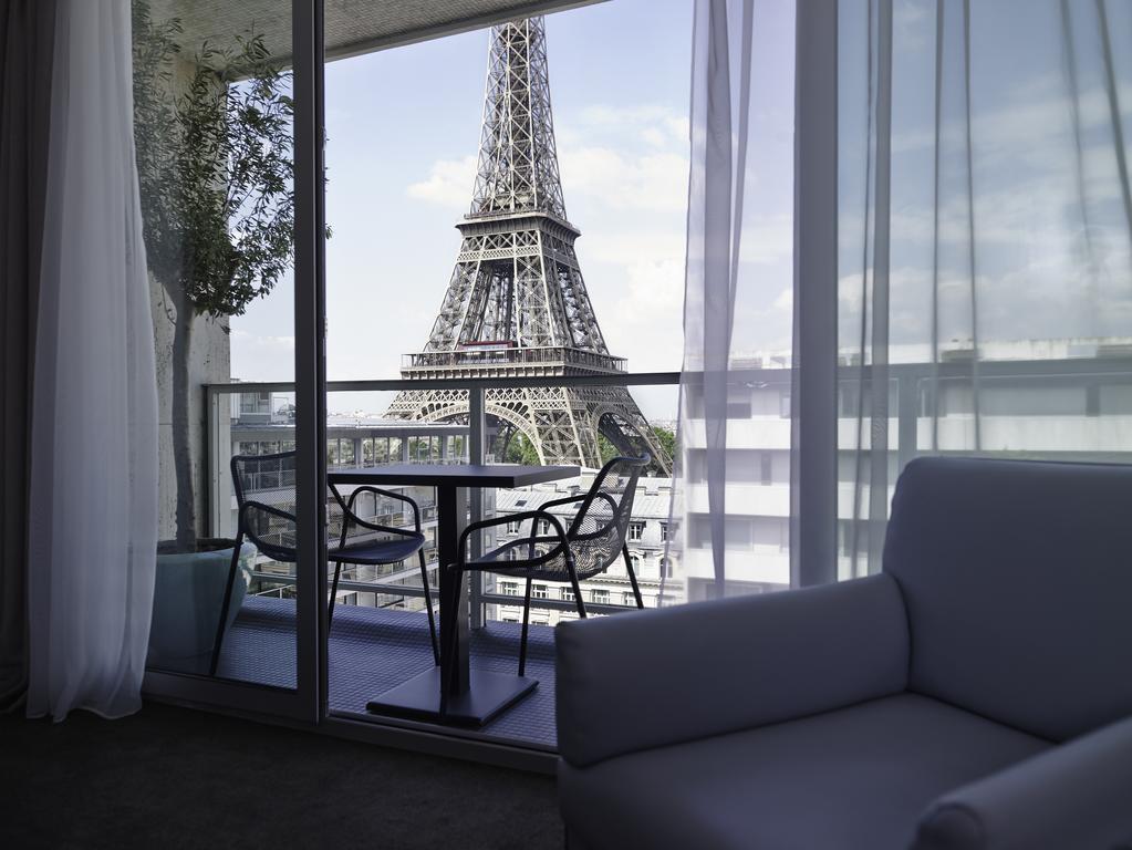 eyfel kulesi manzaralı oteller