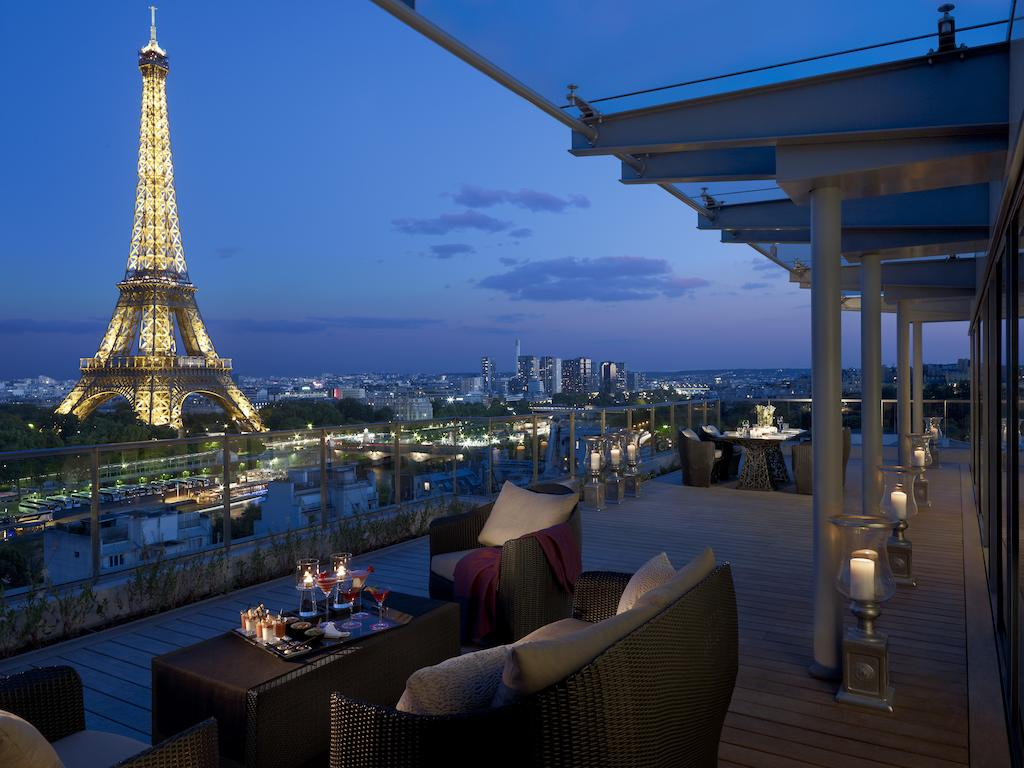 paris otelleri beş yıldızlı