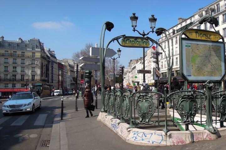 paris'te nerede kalınır
