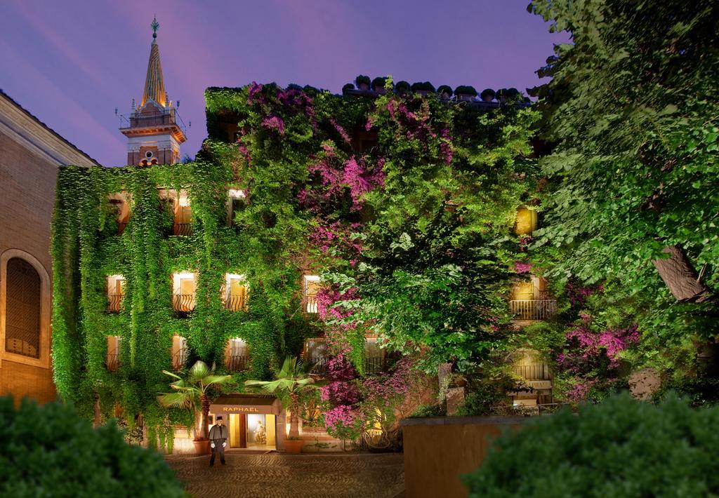 roma otelleri ispanyol merdivenleri