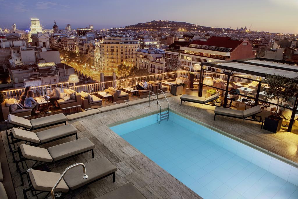 barselona beş yıldızlı oteller