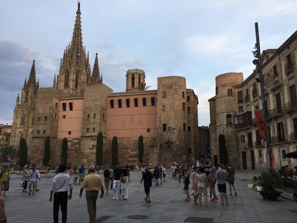 barselona gotik otelleri