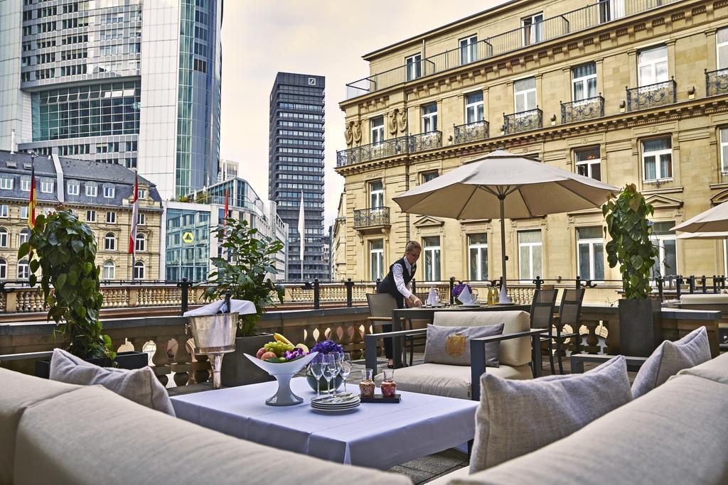 frankfurt 5 yıldızlı oteller