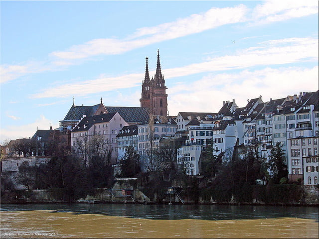 Altstadt Grossbasel