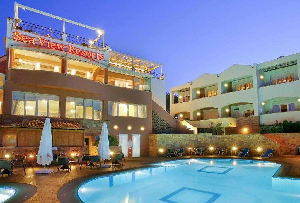 sakız adası lüks otel