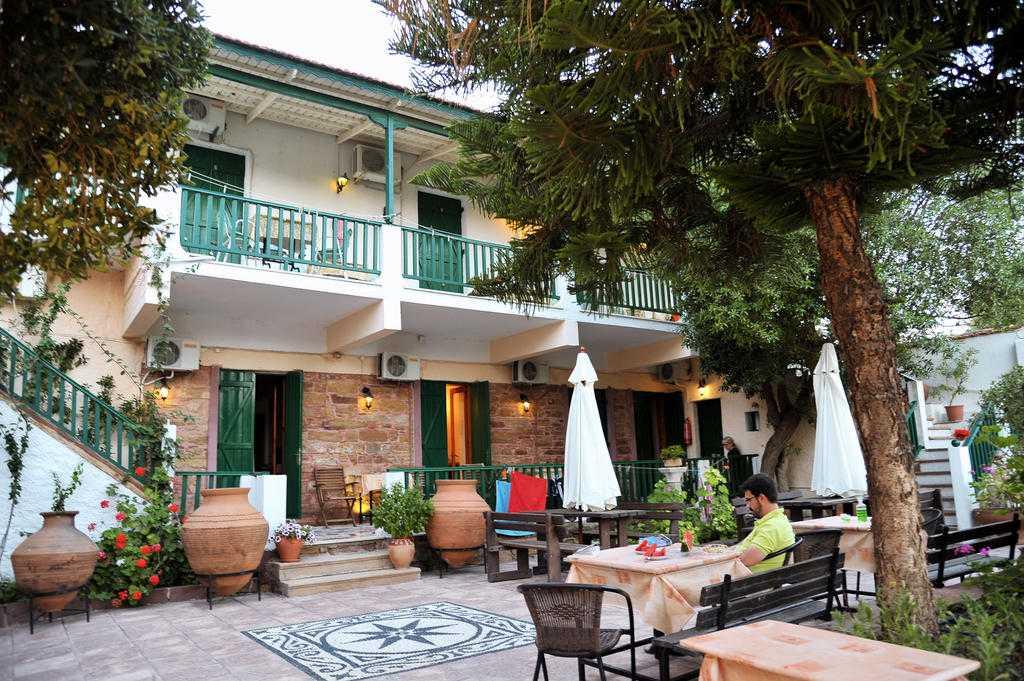 sakız adası ucuz otel tavsiye