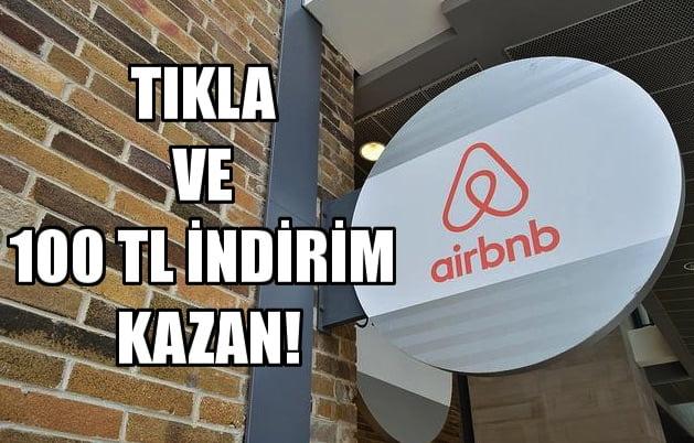 airbnb indirim