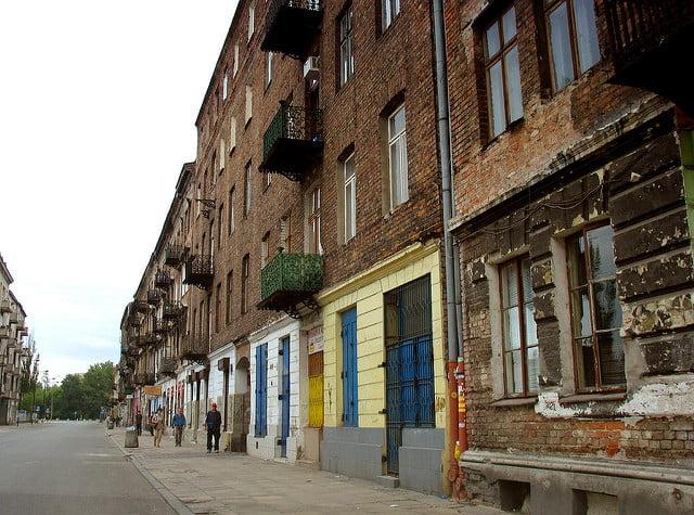 varşova bölgeleri praga
