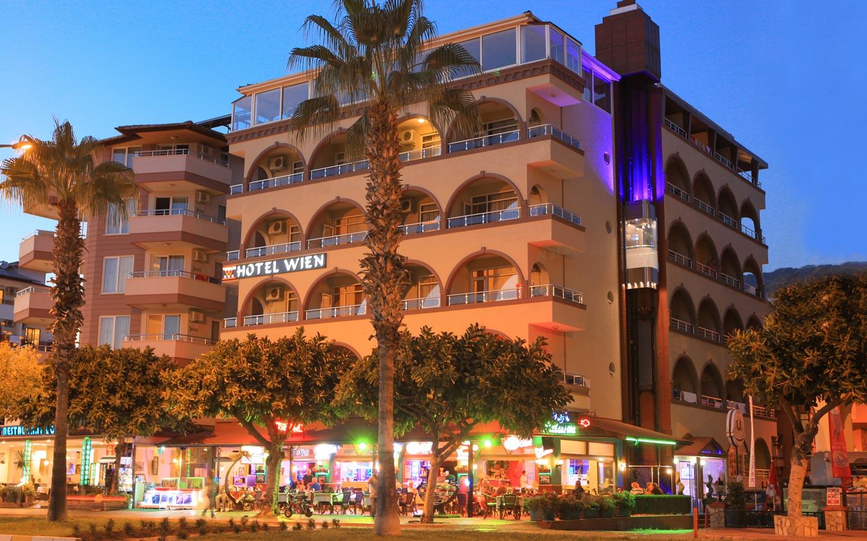 alanya ucuz otel