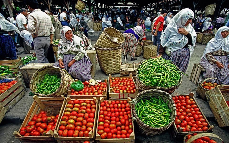 Galla Pazarı (Kadınlar Pazarı) , Amasra