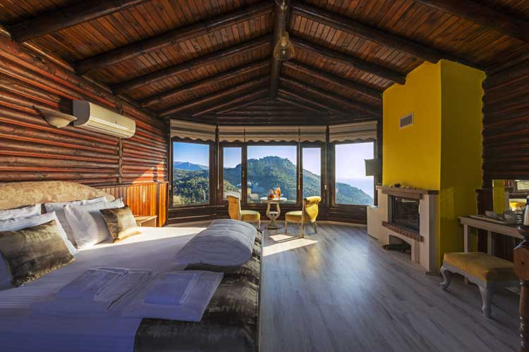 Kartal Yuvası Butik Otel