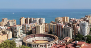 Malaga , İspanya