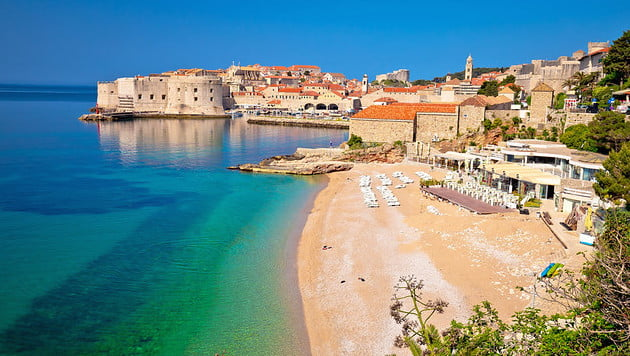 Ploce Dubrovnik