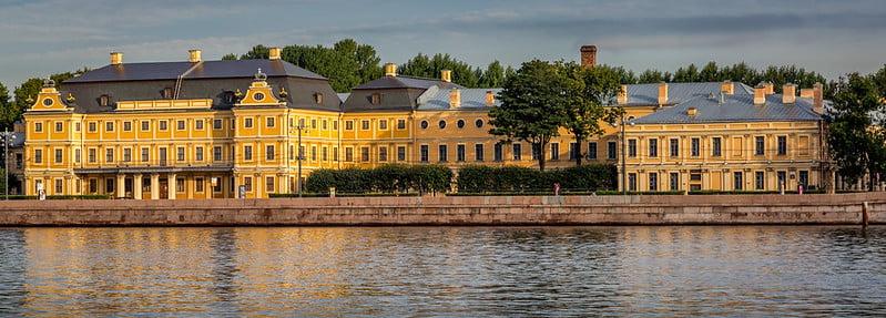 Menşikov Sarayı, St. Petersburg