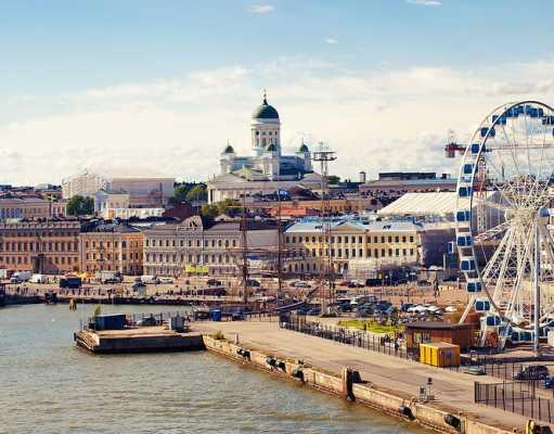 Helsinki, Finlandiya