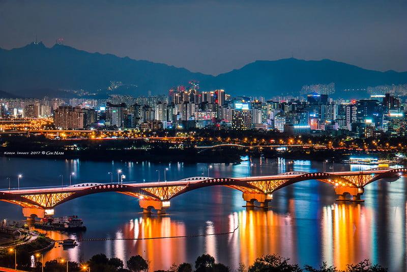 Han Nehri, Seul