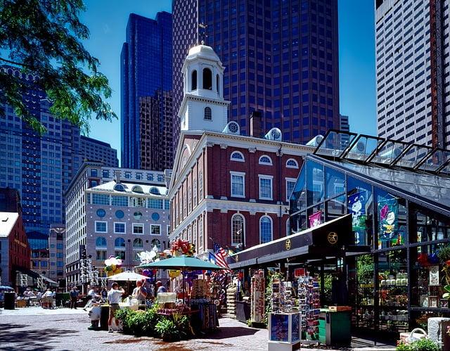 boston merkezi