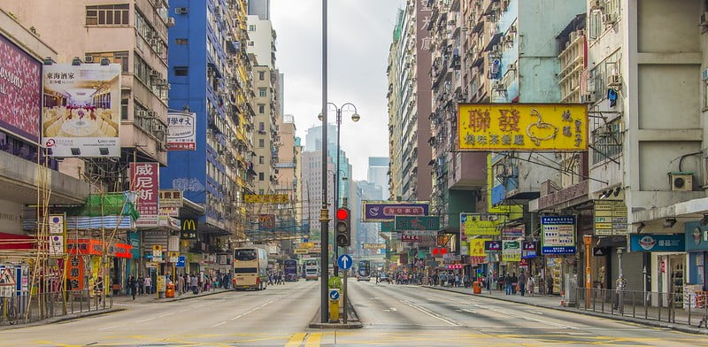 Nathan Road, Hong Kong