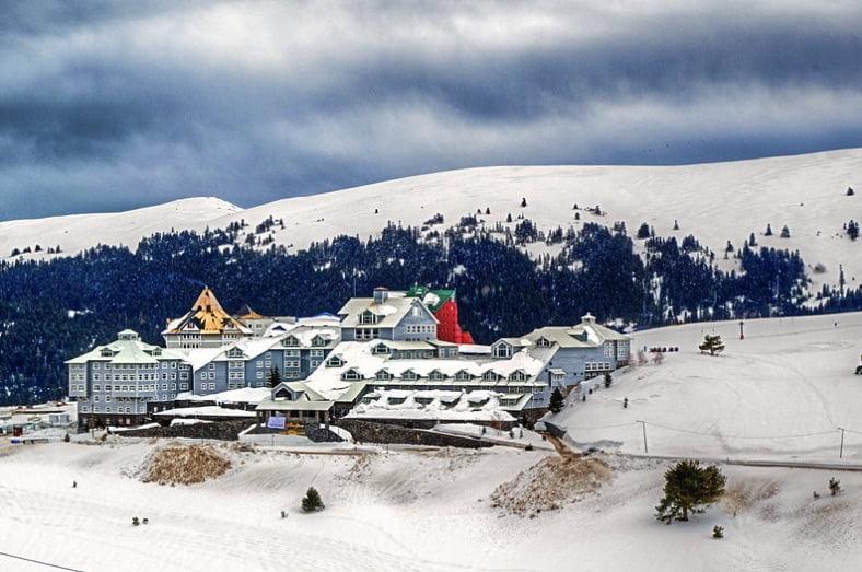 ağaoğlu my mountain uludağ kayak oteli