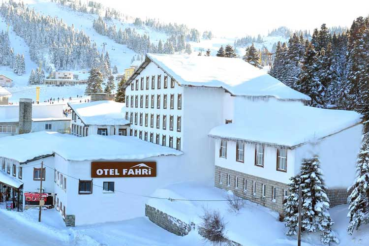 fahri otel uludağ ucuz otel