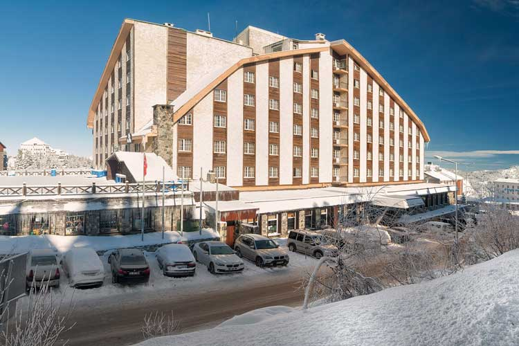 grand yazıcı uludağ kayak oteli