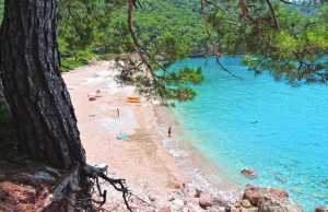 kabak plajı