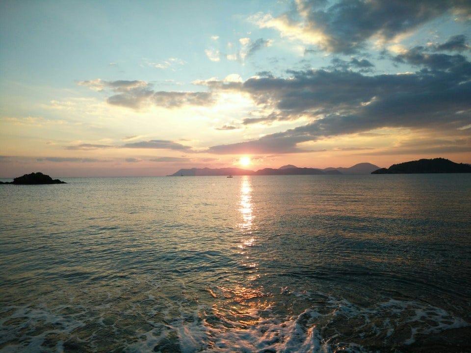 karaot plajı
