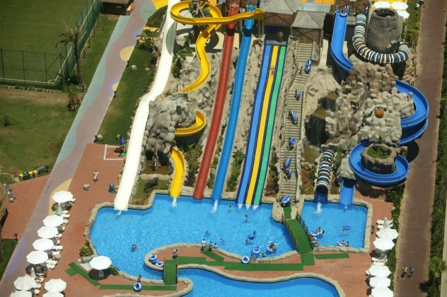 silence beach resort aquapark