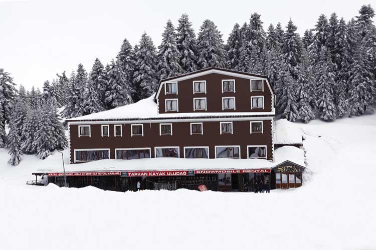 uludağ ucuz kayak oteli