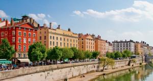 Lyon Fransa