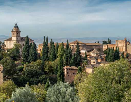 Granada , İspanya