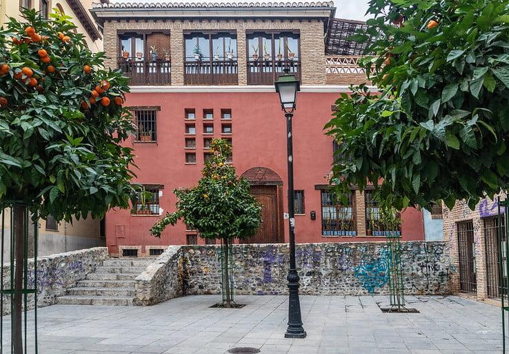 Barrio San Matias , Granada