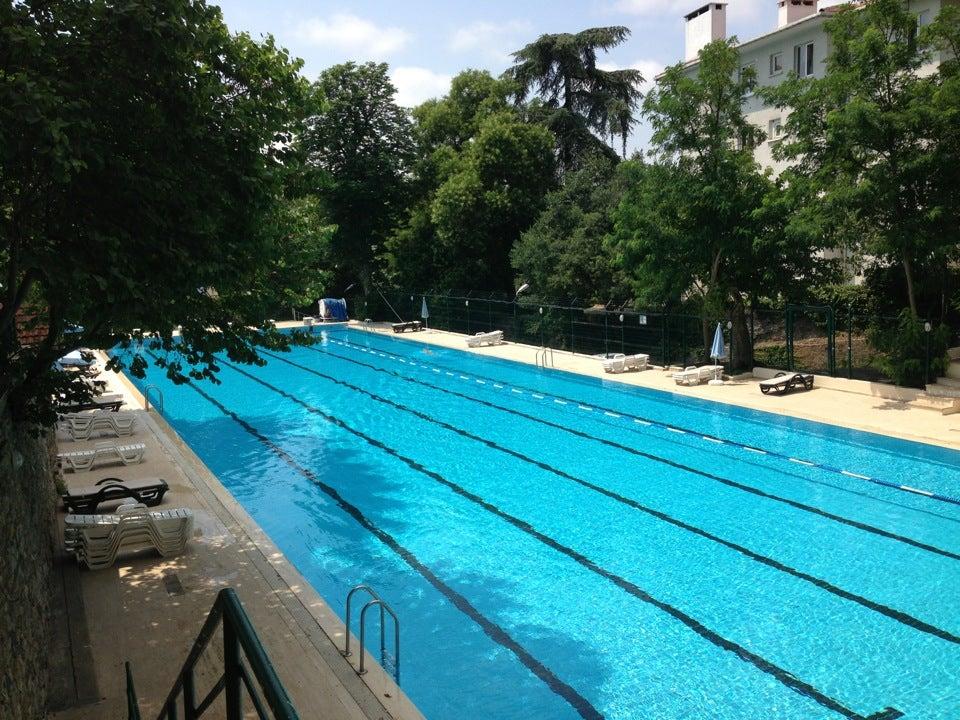 boğaziçi üniversitesi havuz