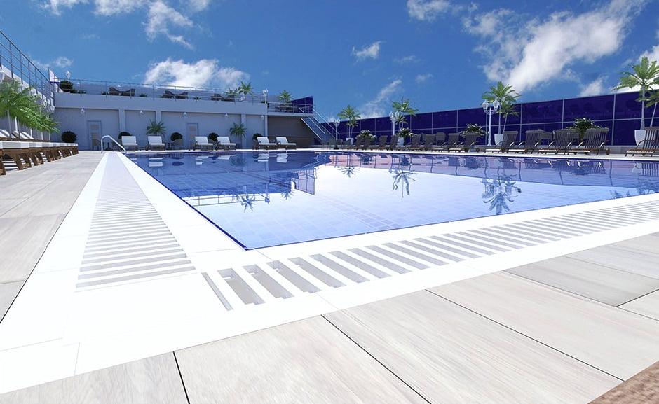 ted spor kulübü havuz