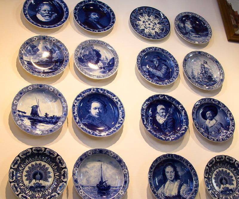 amsterdam'dan ne alınır porselen