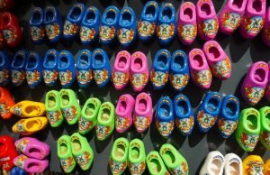 amsterdam tahta ayakkabılar