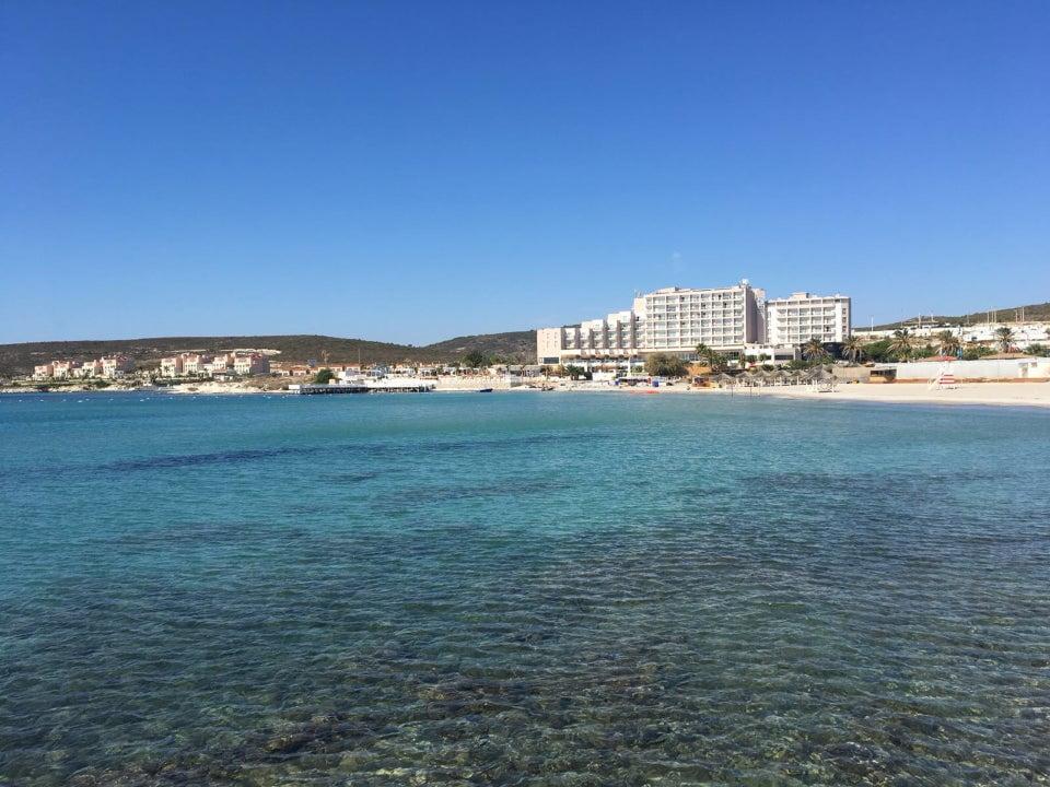 çark plajı alaçatı
