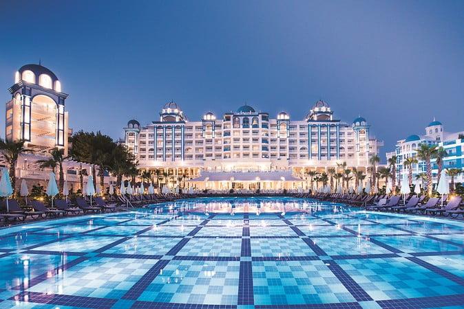 Rubi Platinum Spa Resort Suites, Antalya