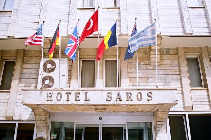 Saros Hotel edirne