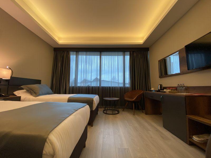 The Plaza Hotel Edirne'de nerede kalınır