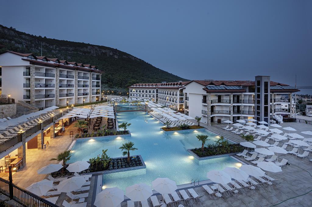 ramada resort akbük didim otel tavsiye