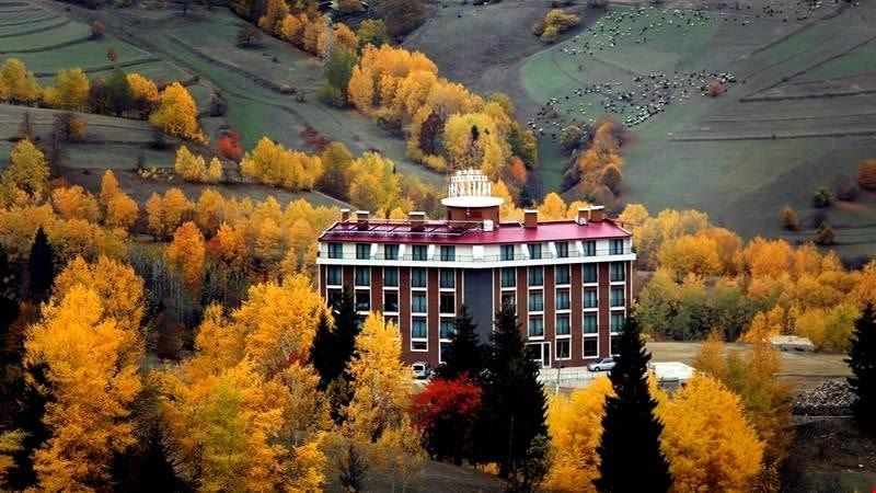 Black Forest Hotel & Spa karadeniz