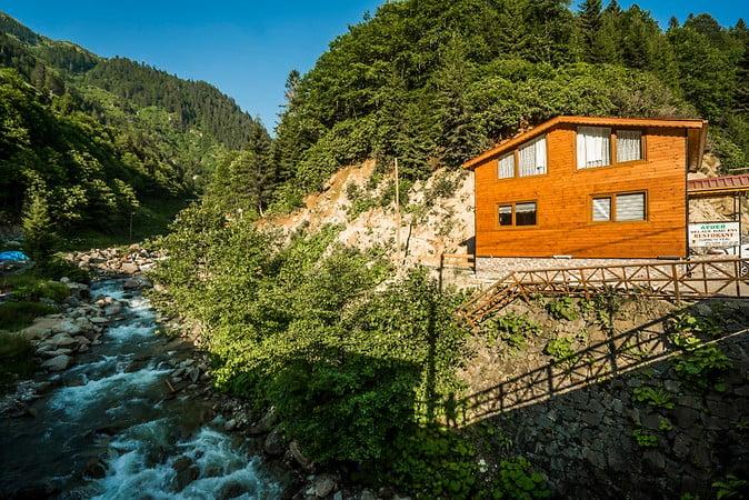 Ayder Şelale Dağ Evleri yayla oteli