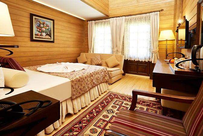 Royal Uzungöl Hotel & Spa yayla otel
